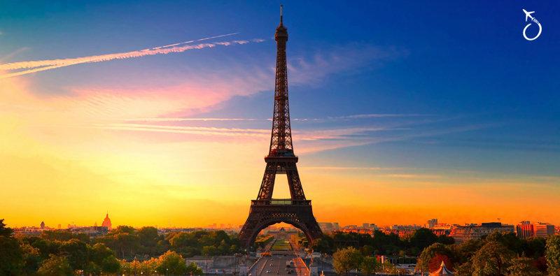Torre Eiffel Europa