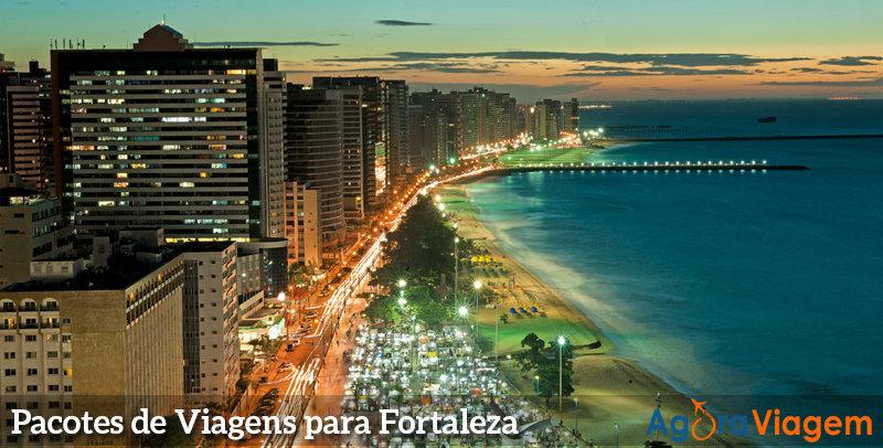 Pacotes de viagens para Fortaleza