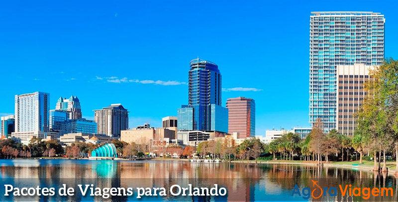 Pacotes de viagens para Orlando