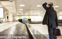 Extravio de bagagem: Saiba o que fazer para recuperá-la!