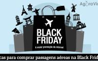 5 Dicas para comprar passagens aéreas na Black Friday