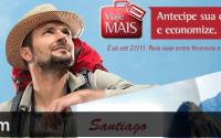 Passagens aéreas promocionais para o Chile em 2015, a partir de R$ 569