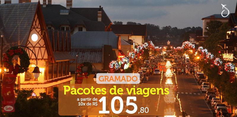 Pacotes de viagens Natal Luz 2015/2016