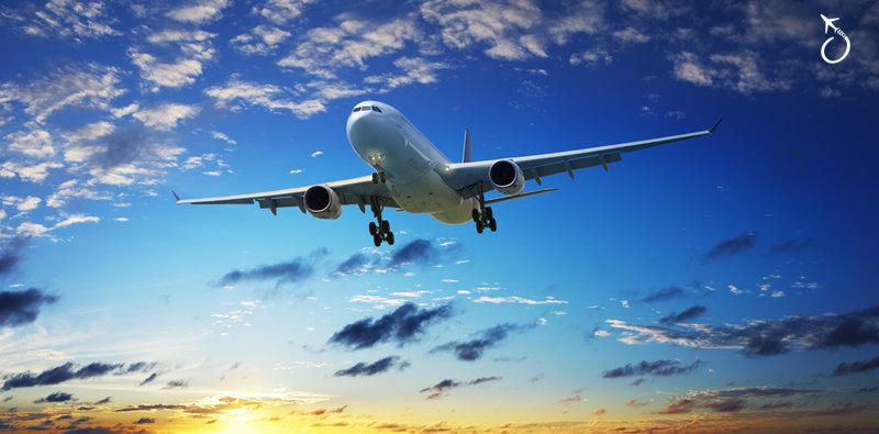 Passagens aéreas promocionais de madrugada